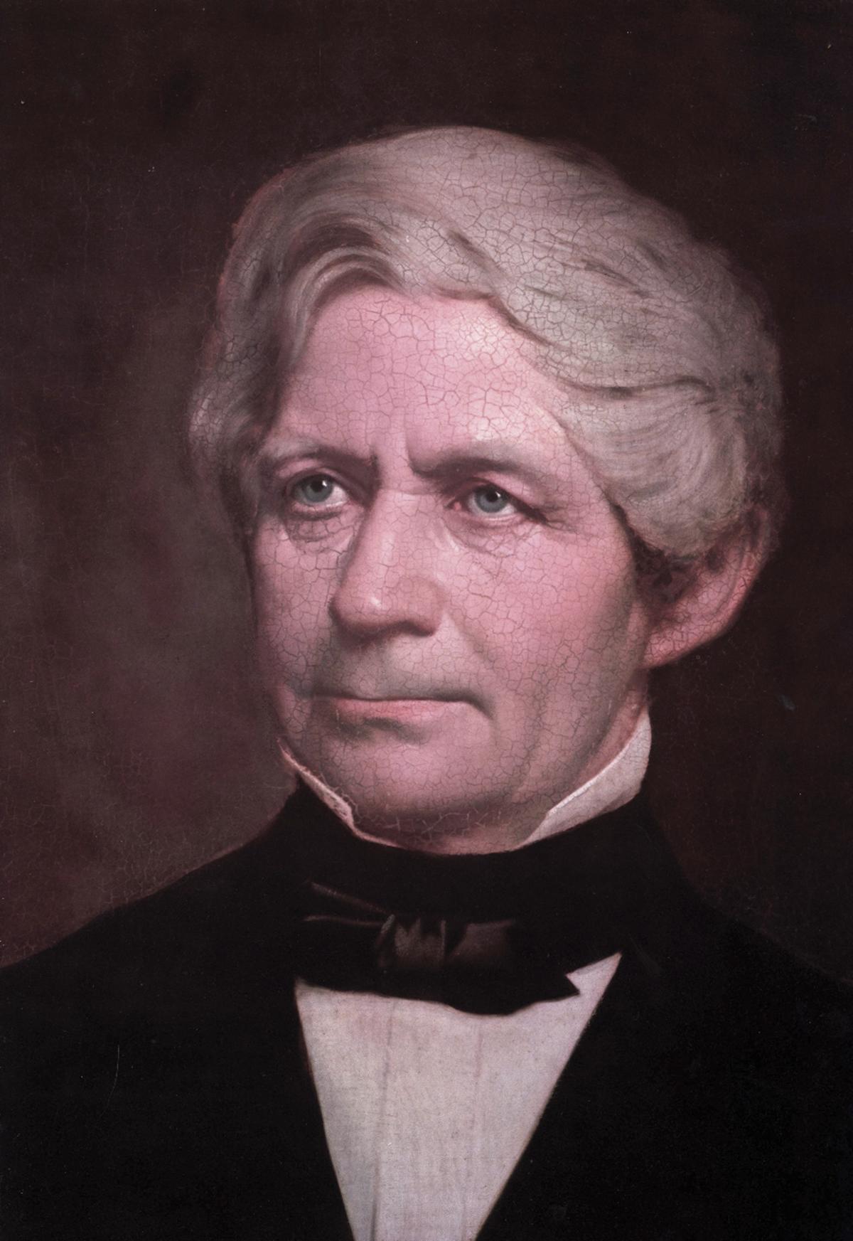 Johann Hinrich Wichern Steckbrief